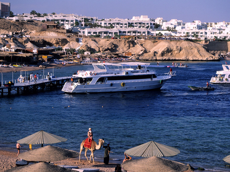 Badeferien in Sharm Elsheikh